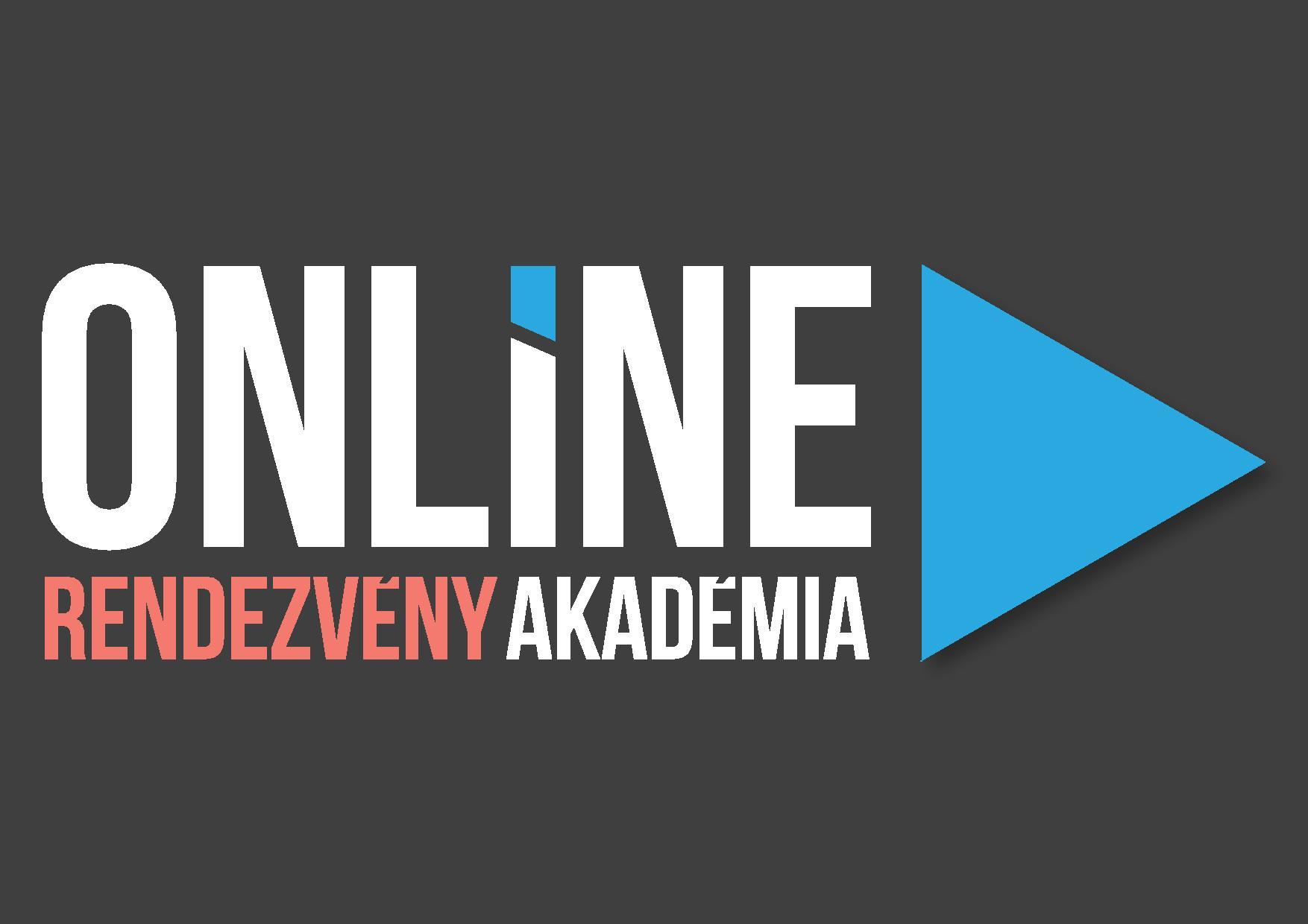 Online Rendezvény Akadémia